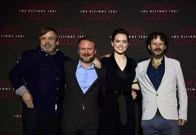 'Star Wars' a perfect escape in a 'dark' era: Hamill
