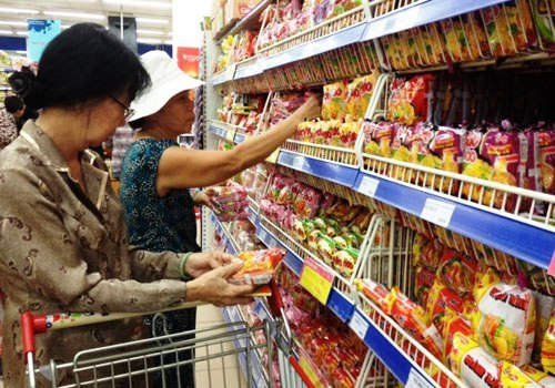 Vietnam's love for instant noodles rises to near-boiling point
