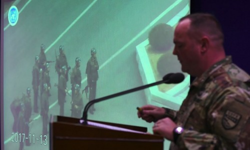 N.Korea sacks soldiers, S.Korea awards medals after defector's border dash