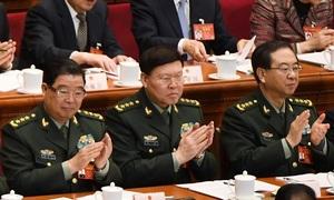 Chinese general kills himself after facing graft probe
