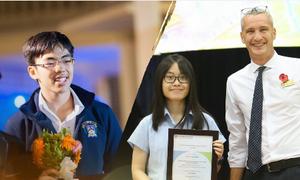 BVIS Hanoi students top results in Vietnam in Cambridge's examinations