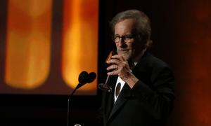 Spielberg's 'The Post' aimed at people 'starving for the truth'
