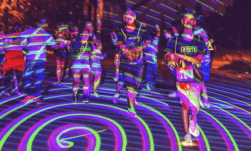Prisma Night Run 2017