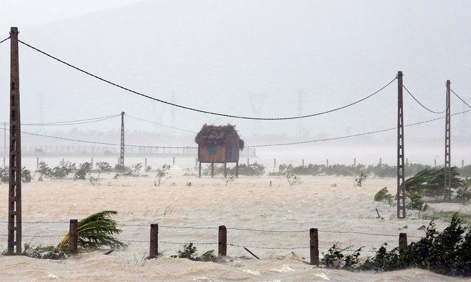 Natural disasters cost Vietnam $2.3 billion from Jan-Nov: report