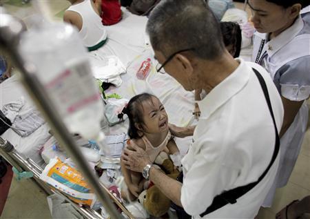 Philippines 'prepared for worst' in dengue vaccine concerns