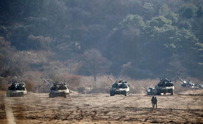 S.Korea, US kick off largest air exercise amid N.Korean warnings