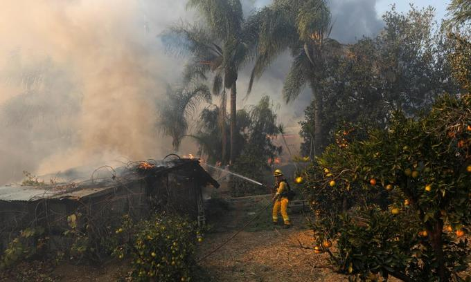 Be 'ready to GO!' Southern California warns residents as fires rage