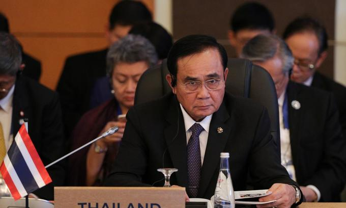 Thailand cuts back N. Korean trade to nearly 'none': goverment