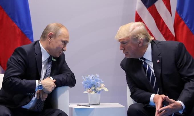 Trump in strategy document to cite China, Russia as competitors