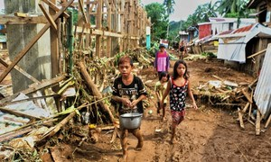 Philippine storm toll rises to 43 as hopes fade for dozens missing