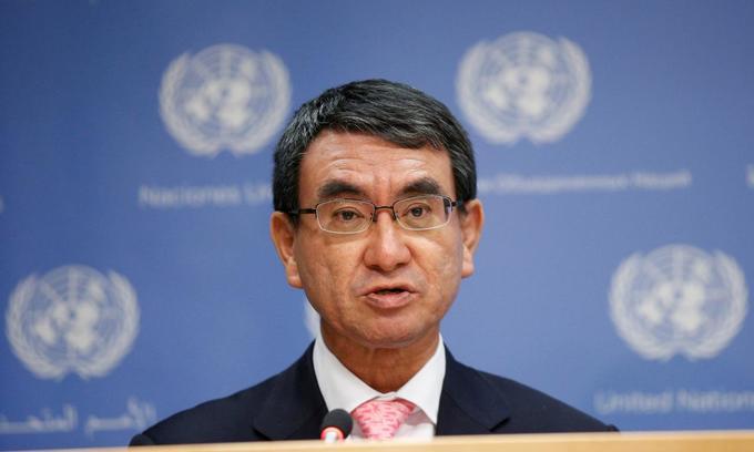US seeks ship ban over North Korea violations, Moon proposes curtailing drills