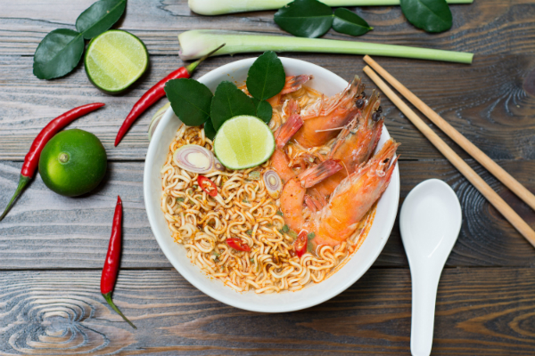 Instant noodle is a convenient food well-liked by many people.