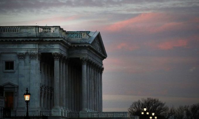 US Congress approves short-term budget to avoid shutdown