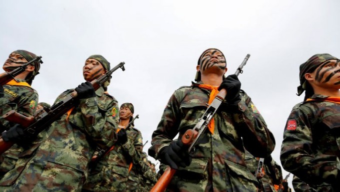 Myanmar, accused of crackdown, invited to US-Thai military exercise