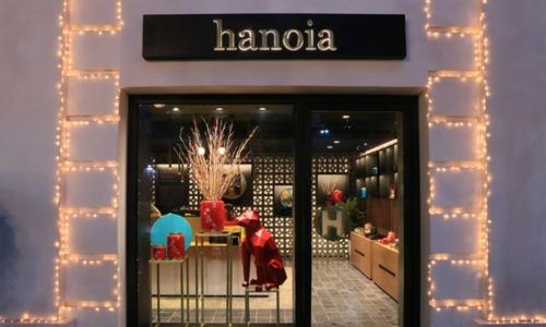 Hanoia opens new store in Sofitel Metropole Hanoi
