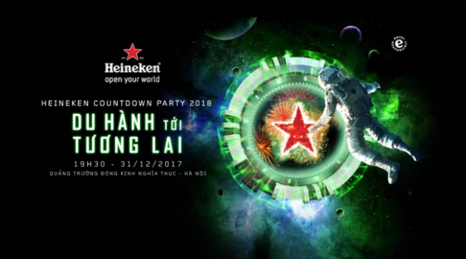 Places to kick off your New Year in Vietnam, from North to South