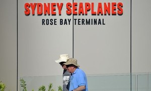 Prominent British CEO among those dead in Sydney seaplane crash