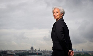 Make reforms while sun shines on world economy: Lagarde