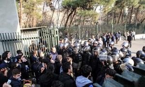 Nine dead, hundreds arrested as fresh protests hit Iran
