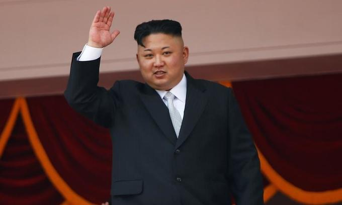 North Korea's Kim 'open to dialogue' with South Korea, will only use nukes if threatened