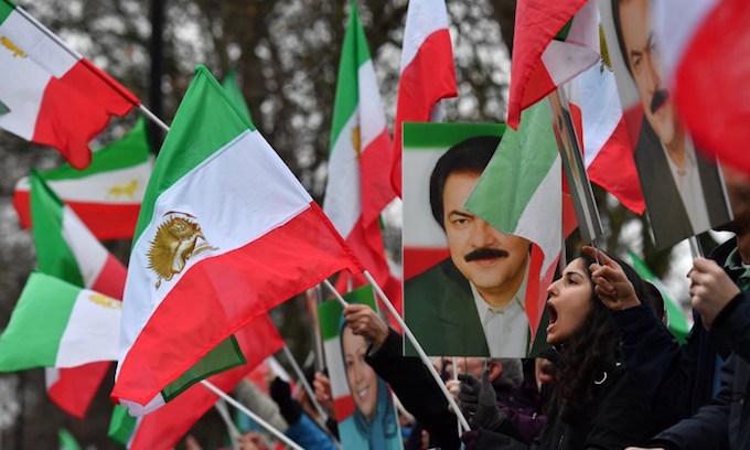 Khamenei blames Iran's 'enemies' for unrest as US ups the pressure