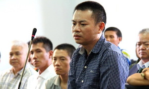 Vietnamese receives death sentence for shooting spree in land dispute