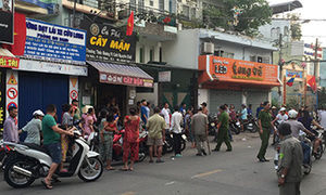 S.Korean man arrested for murder of woman in Saigon