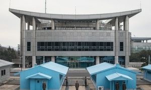 Olive branch or booby trap? N. Korea's new tone divides analysts