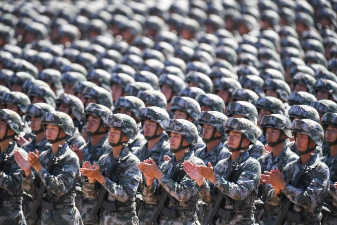 Xi Jinping calls upon military to strengthen real combat training