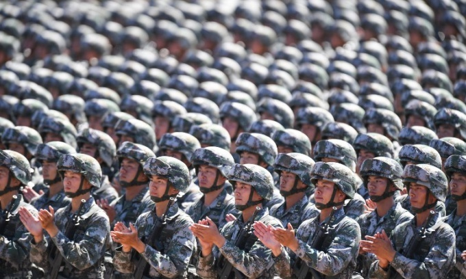 'Don't fear death': China's Xi urges blunt call to PLA
