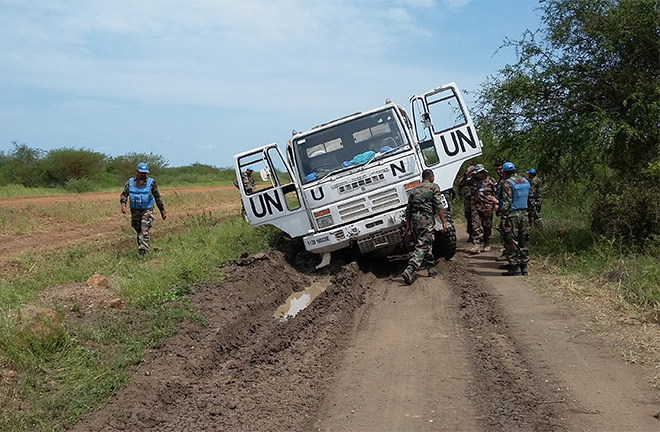 Vietnam's peacekeeping force plans 70-strong hospital in South Sudan