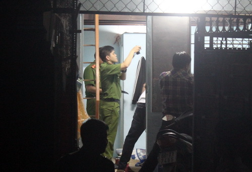 Vietnamese cop shoots man dead over family affair