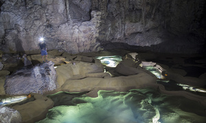 Deeper underground: Vietnam opens up more of mystical cave kingdom