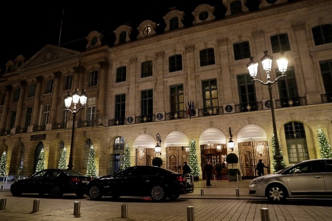 Armed robbers seize jewels worth '4 million euros' from Paris Ritz