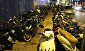HCMC to shut all sidewalk parking lots pending evaluation