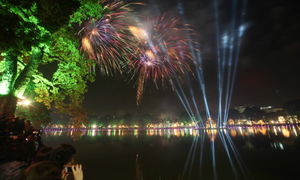 Following Saigon, Hanoi to bring back fireworks for Lunar New Year