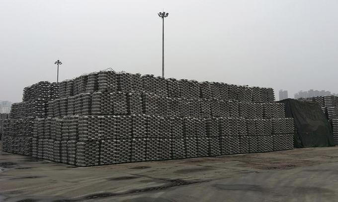 US trade panel allows China aluminum sheet dumping probe to proceed