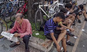 Half of Vietnamese get news from social media, survey finds