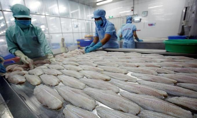 Vietnam complains to WTO about US fish tariffs