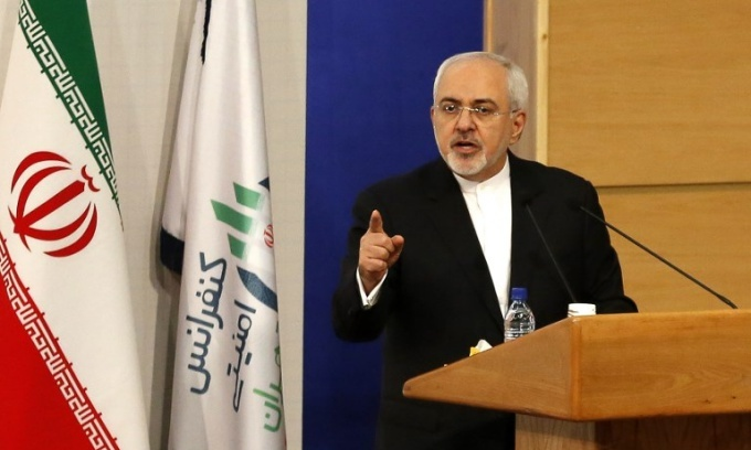 Iran rules out any change to nuclear accord