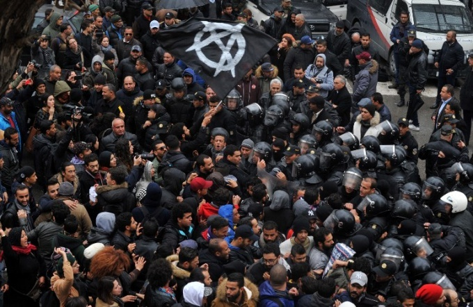 Tunisian government announces social reforms after week of unrest