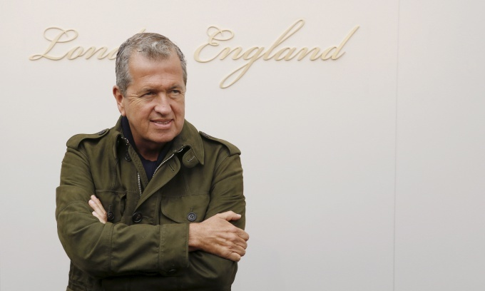 Famed fashion photographer Mario Testino accused of sexual harassment