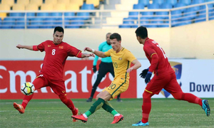 Vietnam makes history with victory over Australia in U23 Asian Cup
