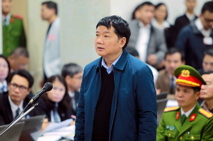 Infamous former PetroVietnam leader pleads for leniency at landmark corruption trial
