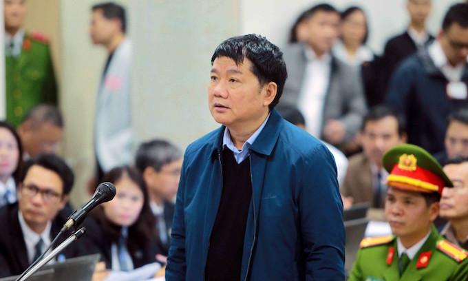 Infamous former PetroVietnam leader pleads for leniency at landmark corruption trial