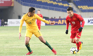Meet the 20-yr-old 'hero' who scored Vietnam's historic winner at U-23 Asian Cup
