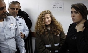 Remand extended for Palestinian teen in viral 'slap' video