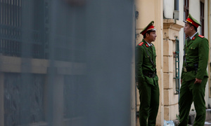 Vietnam's Communist Party wants 'absolute, direct' control over police