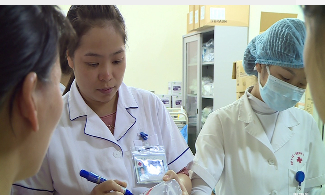 Vietnamese cancer patients walk a tightrope as vital medical aid runs dry