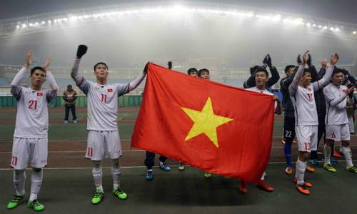 Vietnam battles through to quarterfinals of U23 Asian Cup for first time